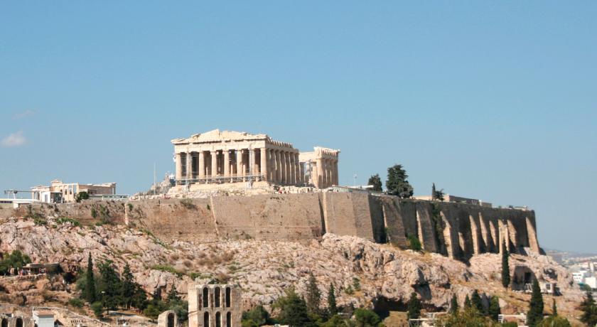 Отдых в отеле Parthenon Airotel Афины