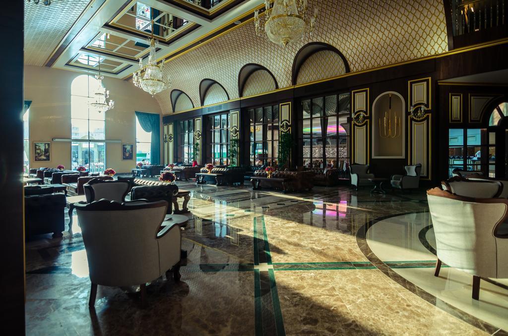 Відпочинок в готелі The Lumos Deluxe Resort & Spa Аланья