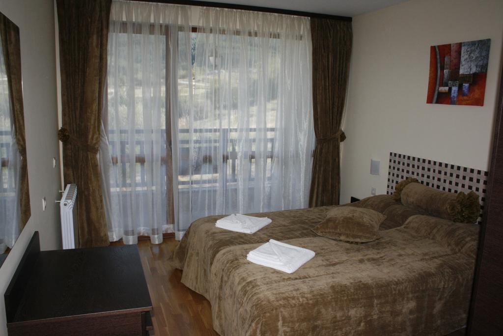 Отдых в отеле All Seasons Club Apart-Hotel Банско Болгария