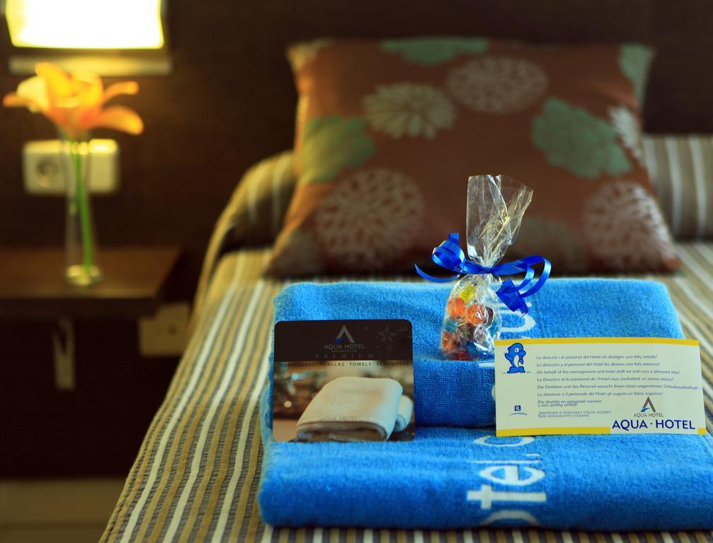 Отзывы туристов Aqua Hotel Montagut