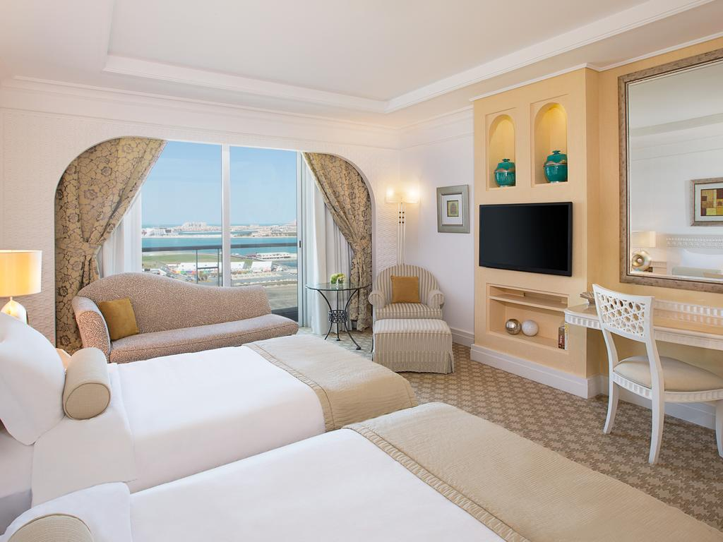 Відпочинок в готелі Habtoor Grand Resort& Spa Дубай (пляжні готелі) ОАЕ
