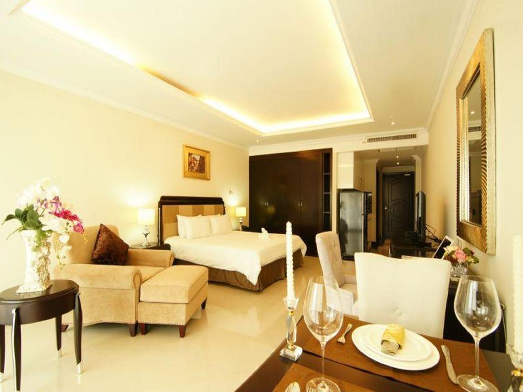 Отдых в отеле Lk Legend Паттайя