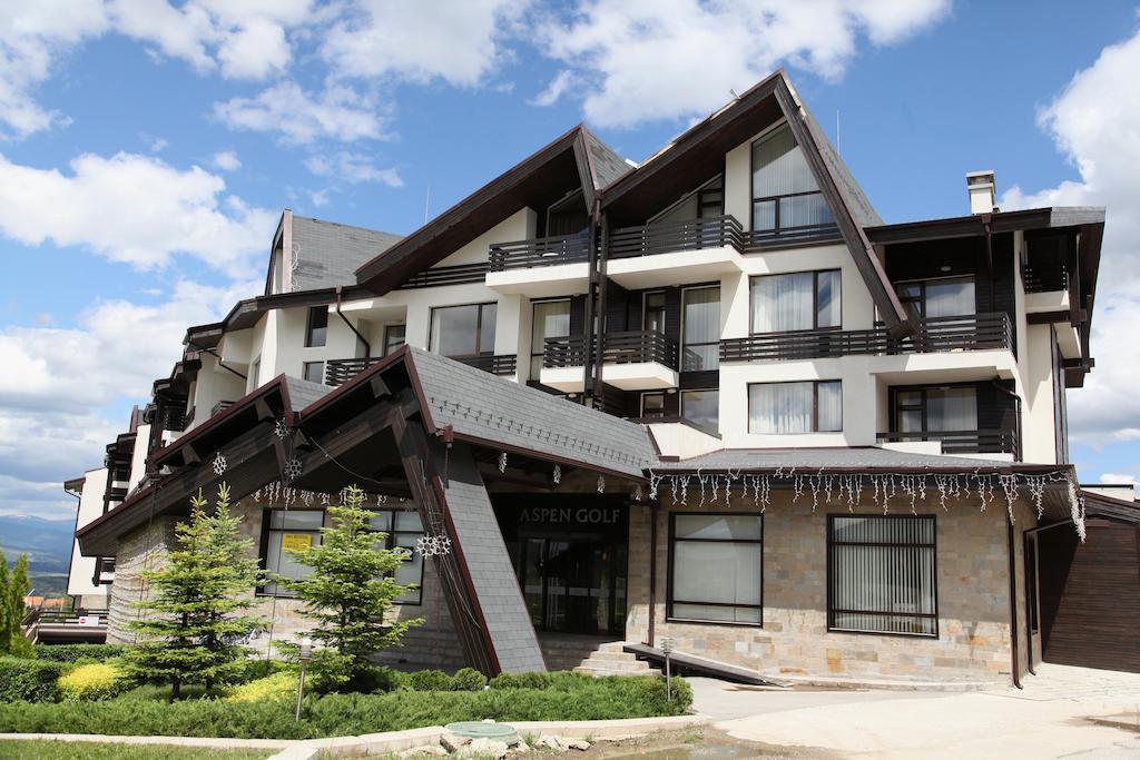 Отдых в отеле Aspen Golf Ski & Spa Банско