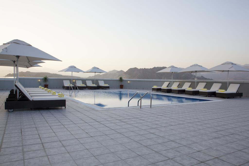 Concorde Hotel Fujairah ОАЭ цены