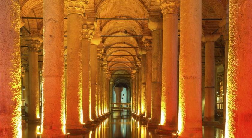 Отдых в отеле The Million Stone Hotel Стамбул Турция