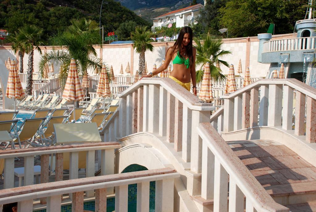 Отзывы про отдых в отеле, Mediteran Becici Hotel