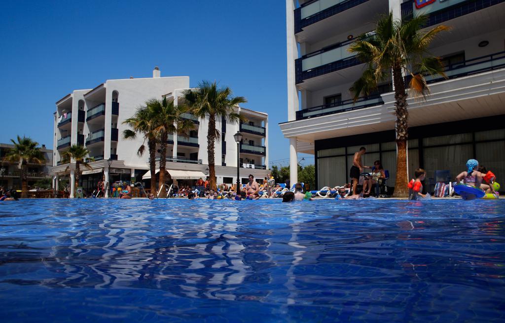 Отдых в отеле Pins Platja Apartamentos Коста-Дорада Испания