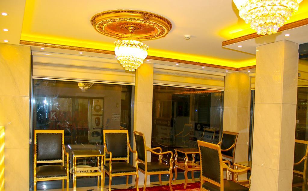 Deluxe Newport Hotel, Стамбул