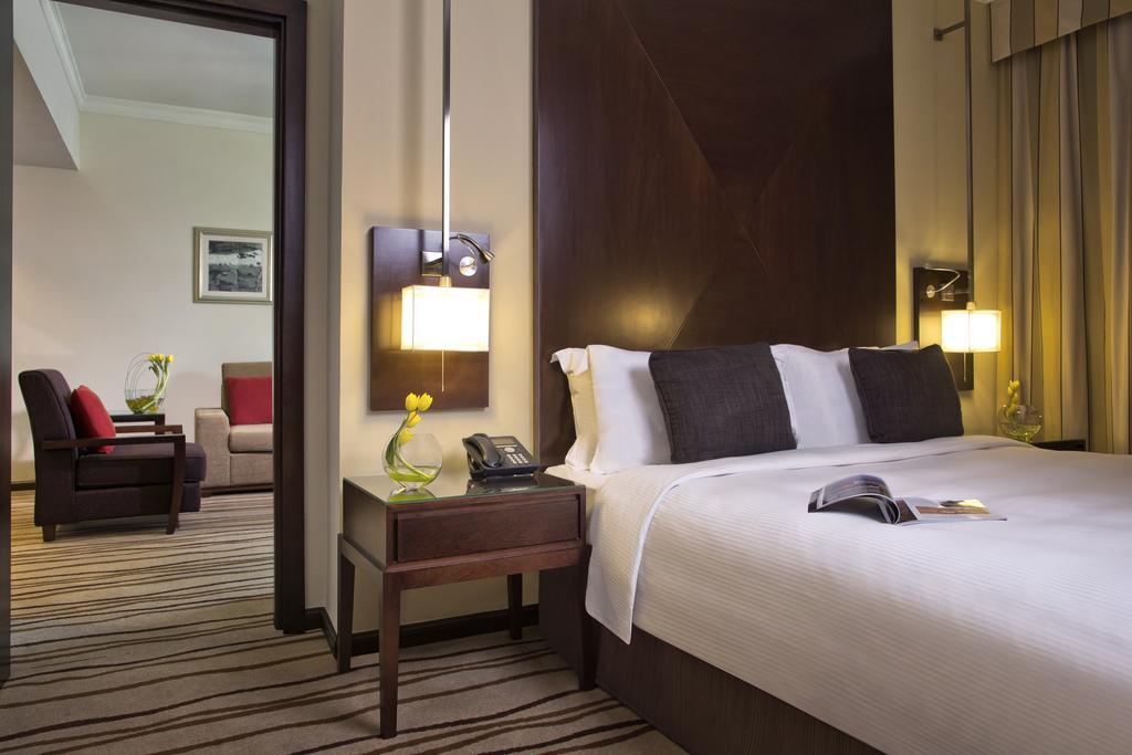 Відпочинок в готелі Media Rotana