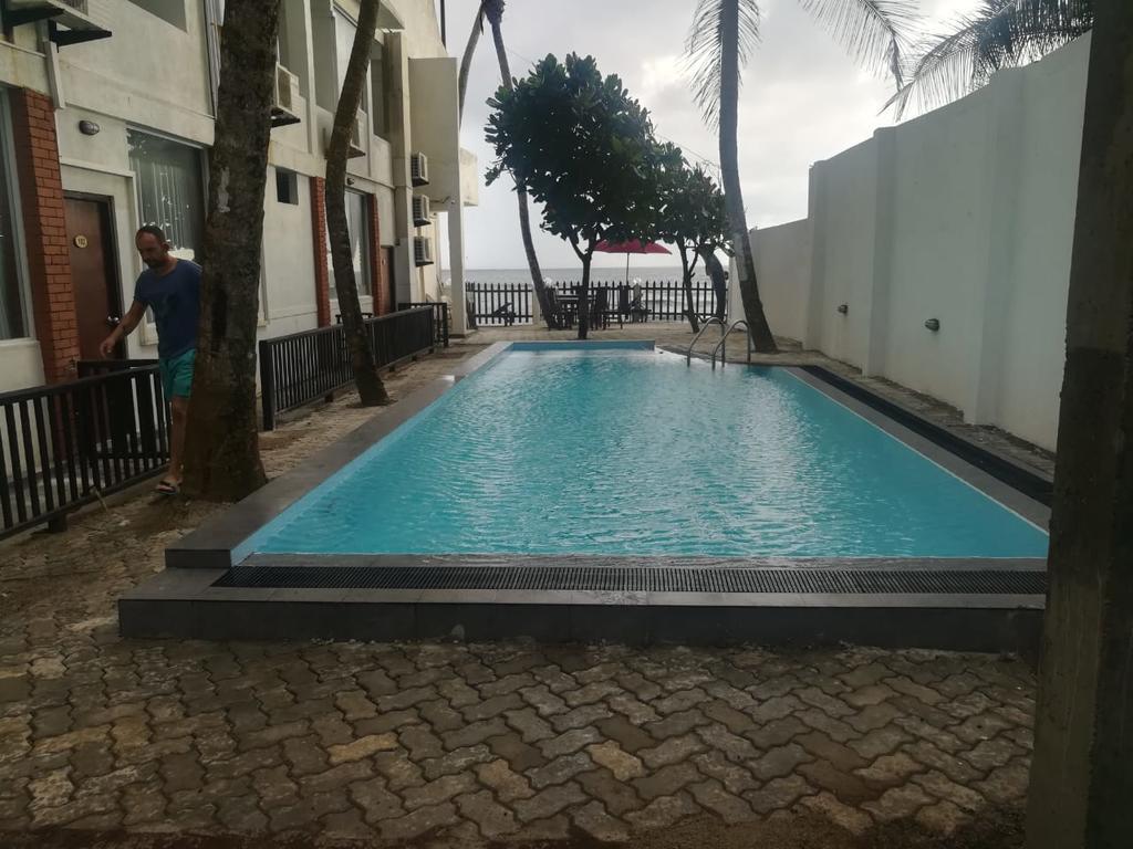 Отель, Шри-Ланка, Унаватуна, Rock Fort Beach Resort