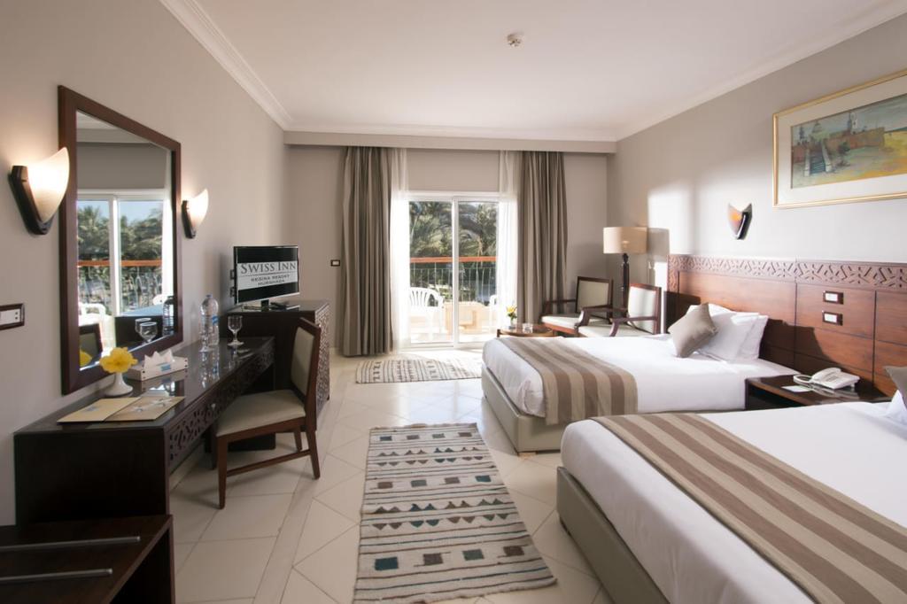Отдых в отеле Regina Aqua Park Beach Resorts Хургада