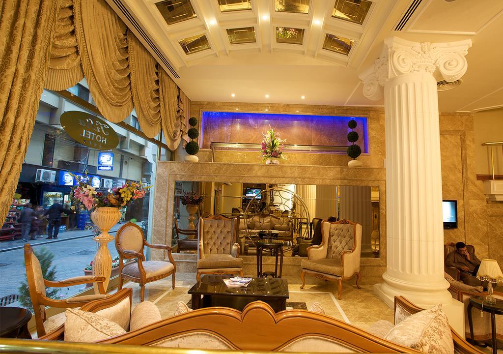 Стамбул, Tilia Hotel, 4