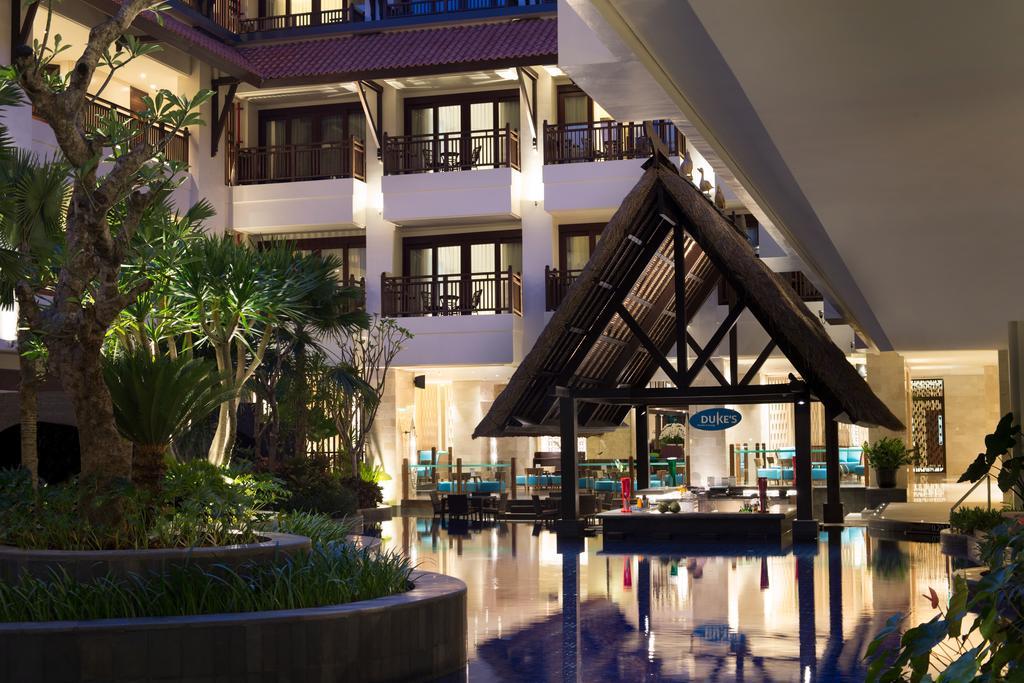 Отдых в отеле Holiday Inn Resort Bali Benoa Танжунг-Беноа Индонезия