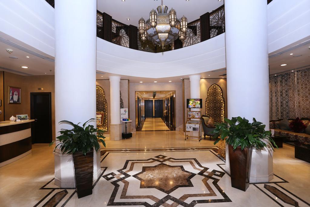 Al Hamra Hotel, номера