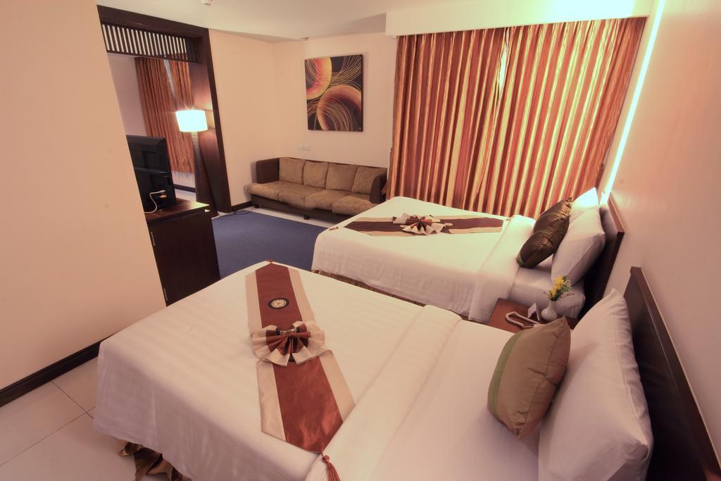 Отзывы про отдых в отеле, Aiyara Palace Hotel