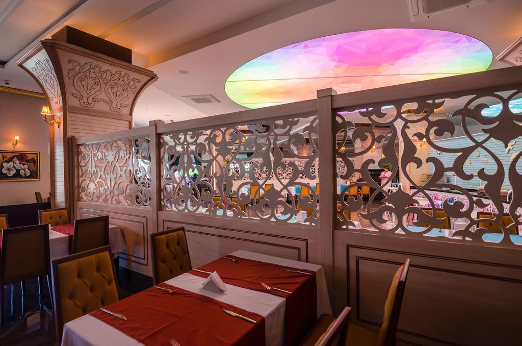 Гарячі тури в готель The Lumos Deluxe Resort & Spa Аланья Туреччина