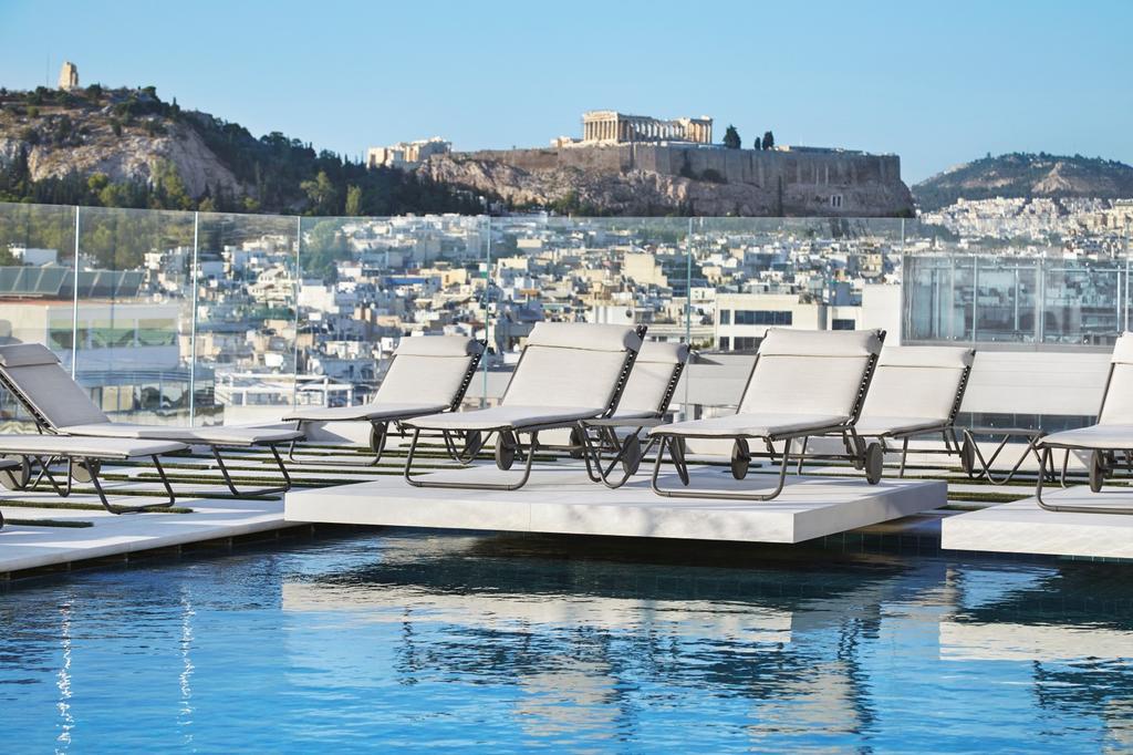 Туры в отель Grand Hyatt Athens (ex. Athens Ledra)