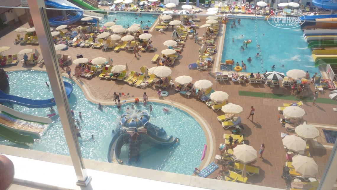 Eftalia Splash Resort Туреччина ціни