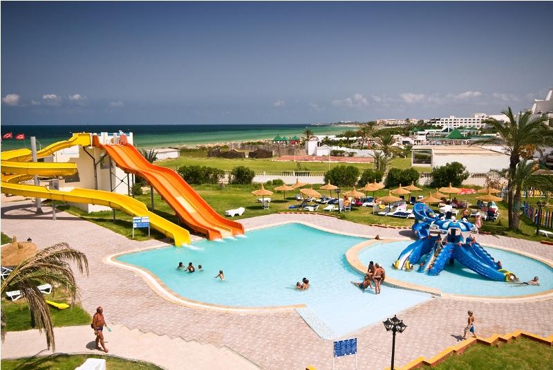Горящие туры в отель Le Soleil Bella Vista Resort Hotel Монастир Тунис