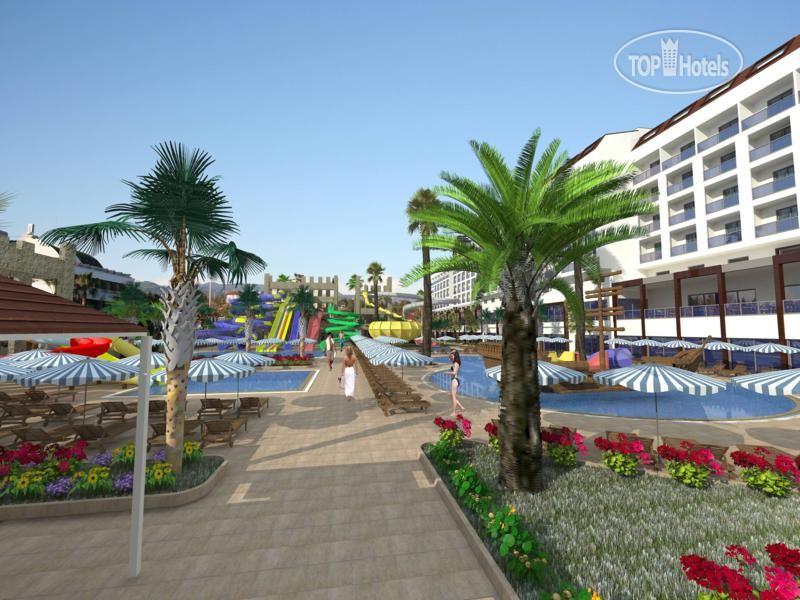 Тури в готель Eftalia Splash Resort Аланія