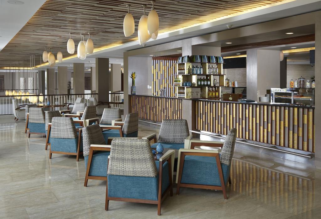 Отдых в отеле Courtyard Marriott