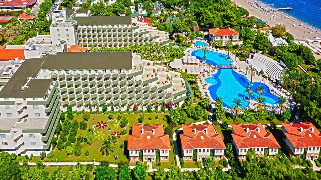 Queen's Park Tekirova Resort & Spa, Кемер ціни