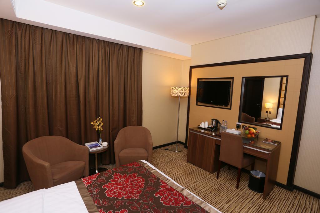 ОАЭ Al Hamra Hotel