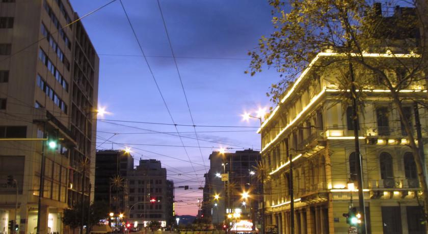 Marina Hotel Athens, фотографии номеров