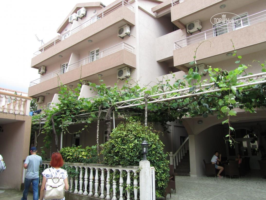 Будва Hotel Suzana цены
