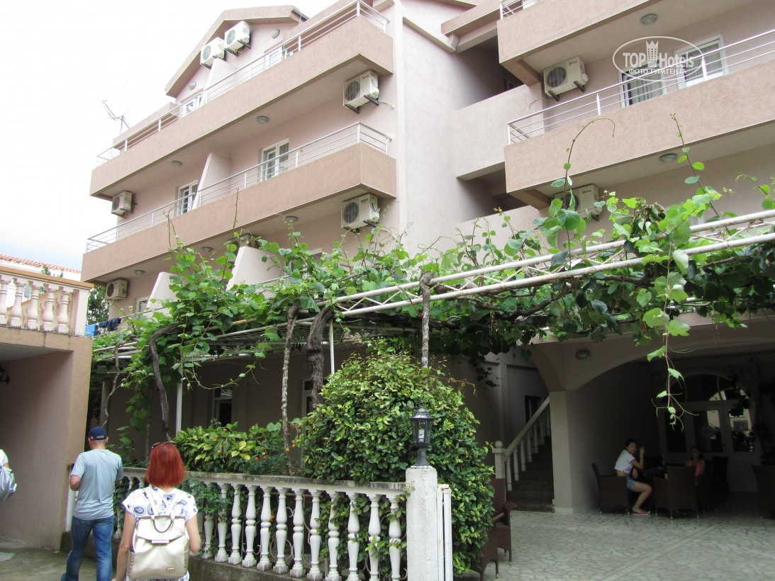 Hotel Suzana, Будва