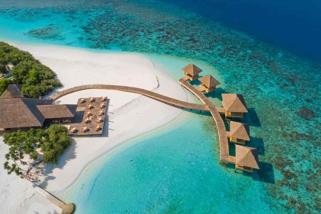 Раа Атол Kudafushi Resort & Spa