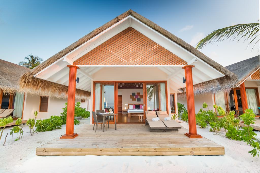 Готель, Раа Атол, Мальдіви, Kudafushi Resort & Spa