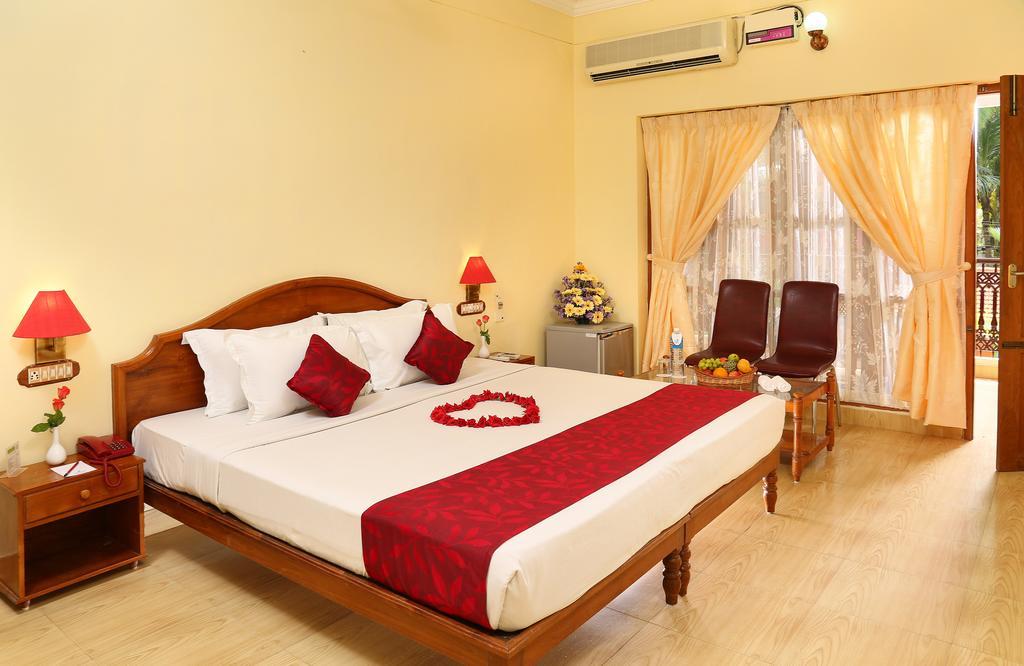 Туры в отель Jasmine Palace Ковалам Индия