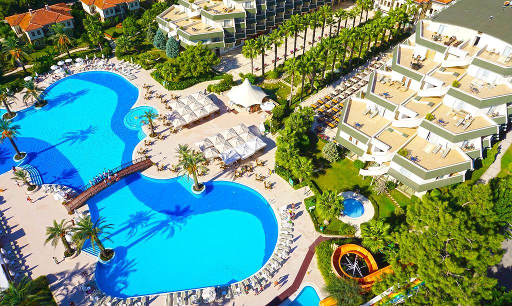 Queen's Park Tekirova Resort & Spa, Кемер, Туреччина, фотографії турів