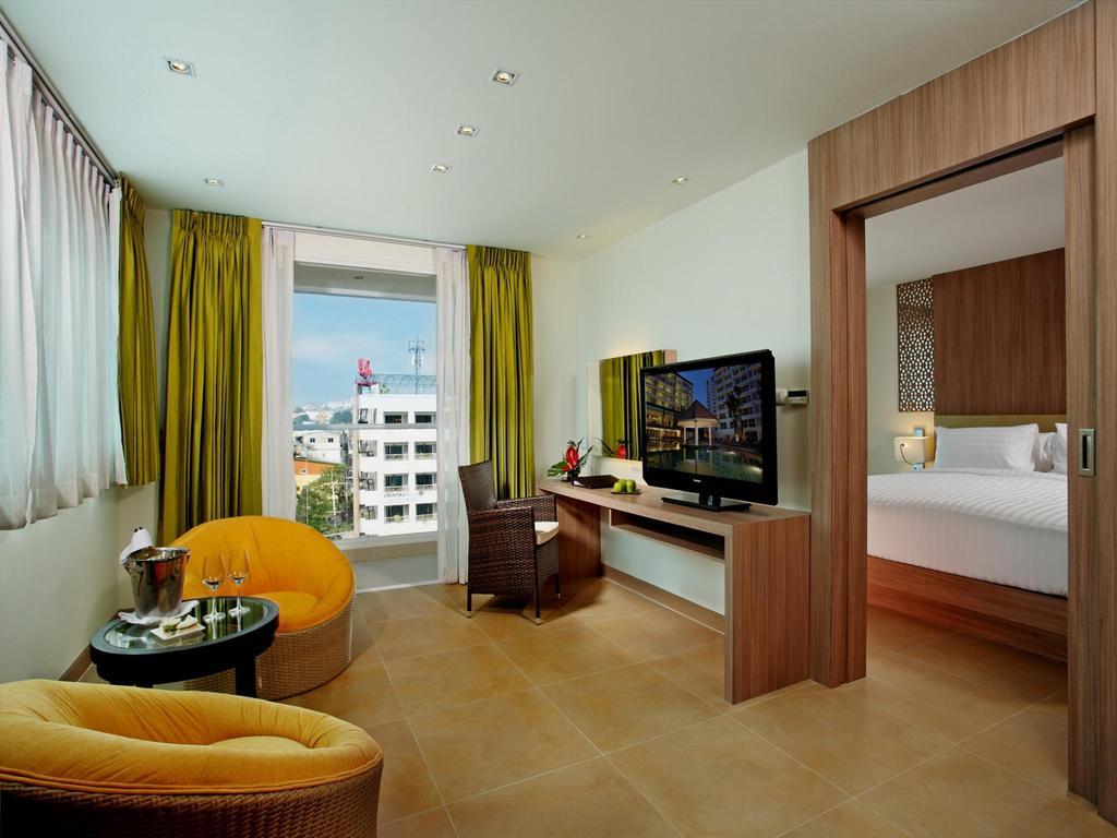 Туры в отель Centara Pattaya Hotel Паттайя