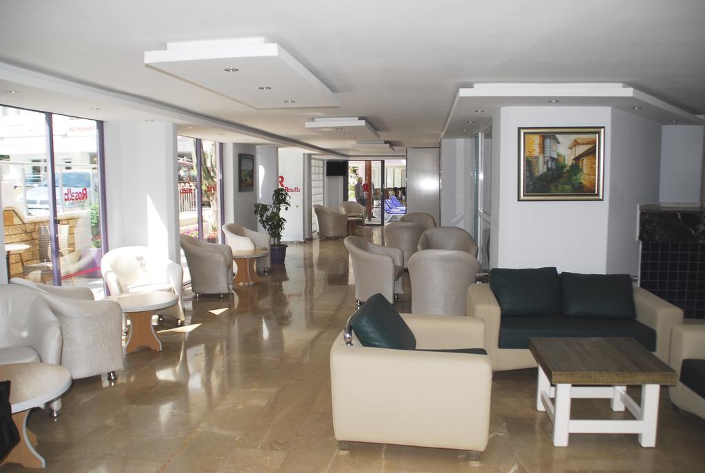 Гарячі тури в готель Rosella Suite Hotel Аланья