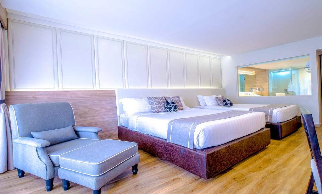 Відпочинок в готелі Phuket Graceland Resort & SpaПатонг