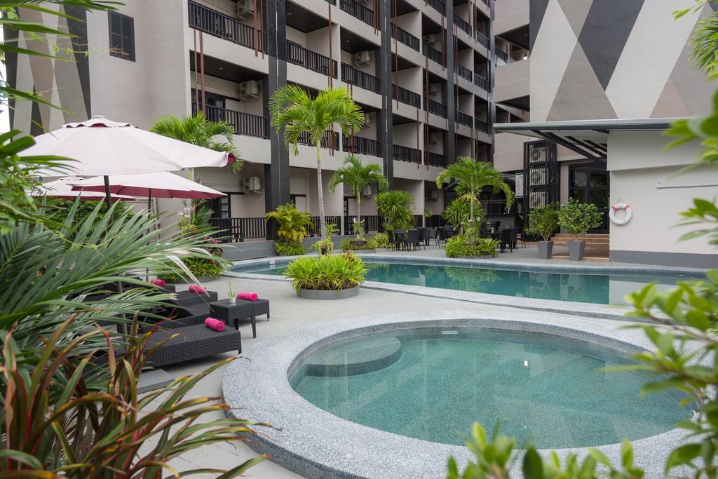 Отзывы об отеле Golden Tulip Essential Pattaya Hotel
