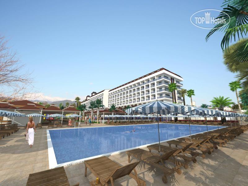 Тури в готель Eftalia Splash Resort Аланія Туреччина
