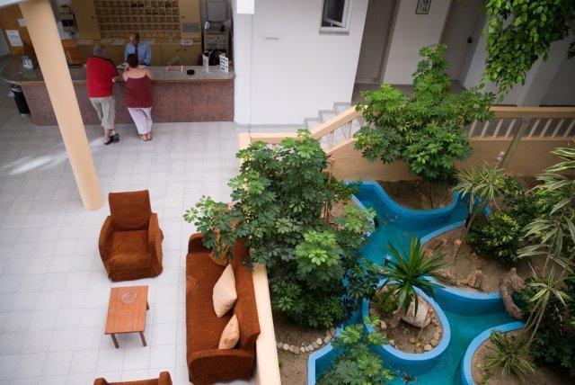 Відгуки про готелі Sabina Hotel