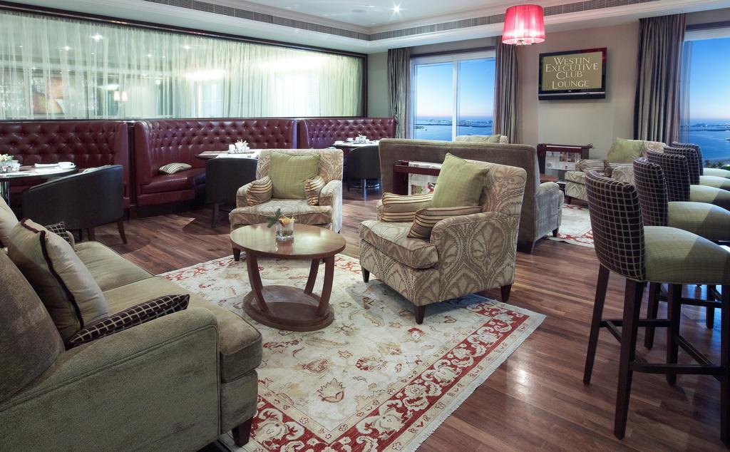 Відпочинок в готелі The Westin Dubai Mina Seyahi Beach Resort&Marina