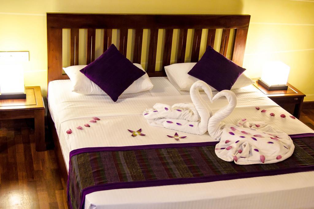 Отдых в отеле Kamili Beach Hotel Калутара Шри-Ланка