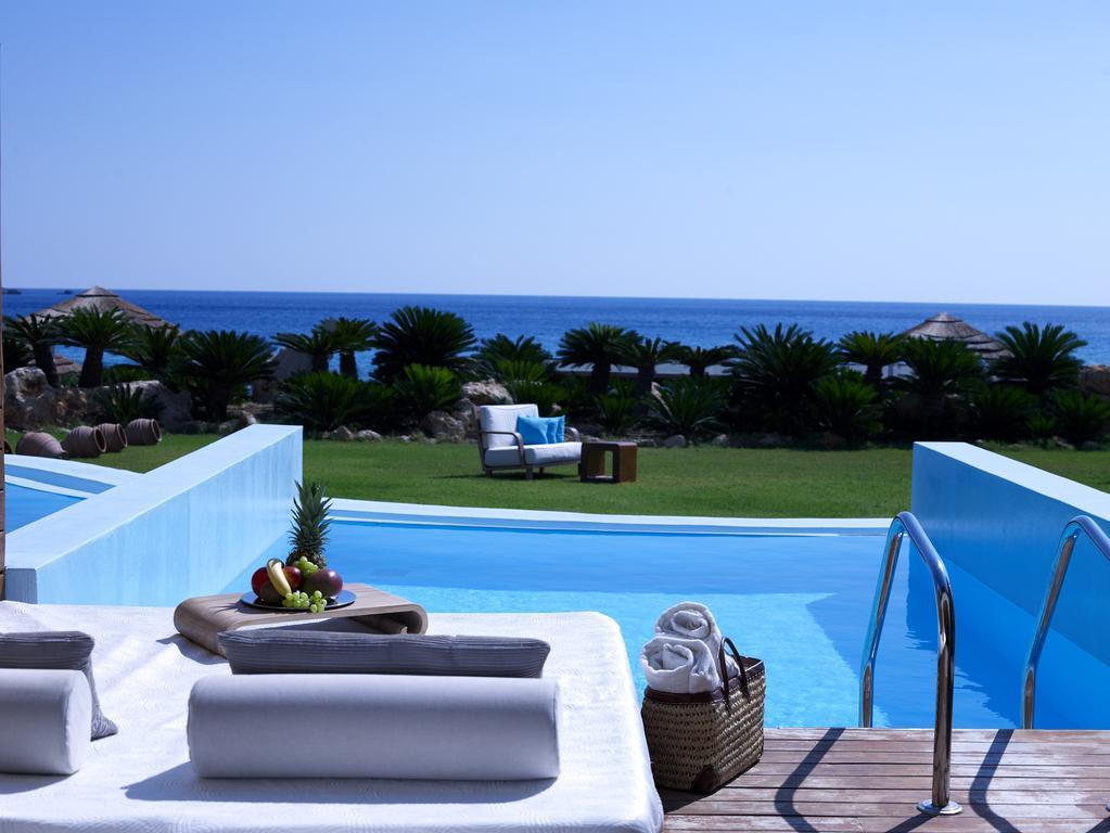 Відпочинок в готелі Aquagrand of Lindos Exclusive Deluxe Resort Родос (Середземне узбережжя) Греція
