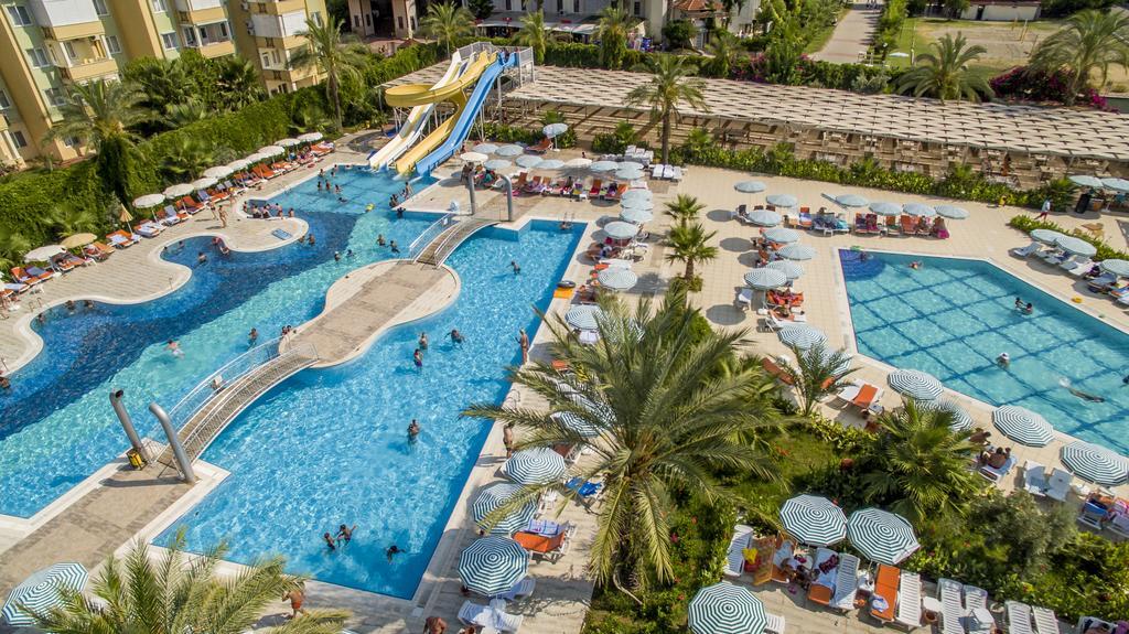 Туреччина Hedef Resort & Spa