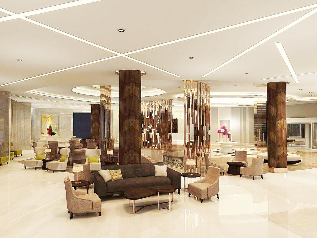 Фото готелю Kirman Hotels Sidera Luxury & Spa