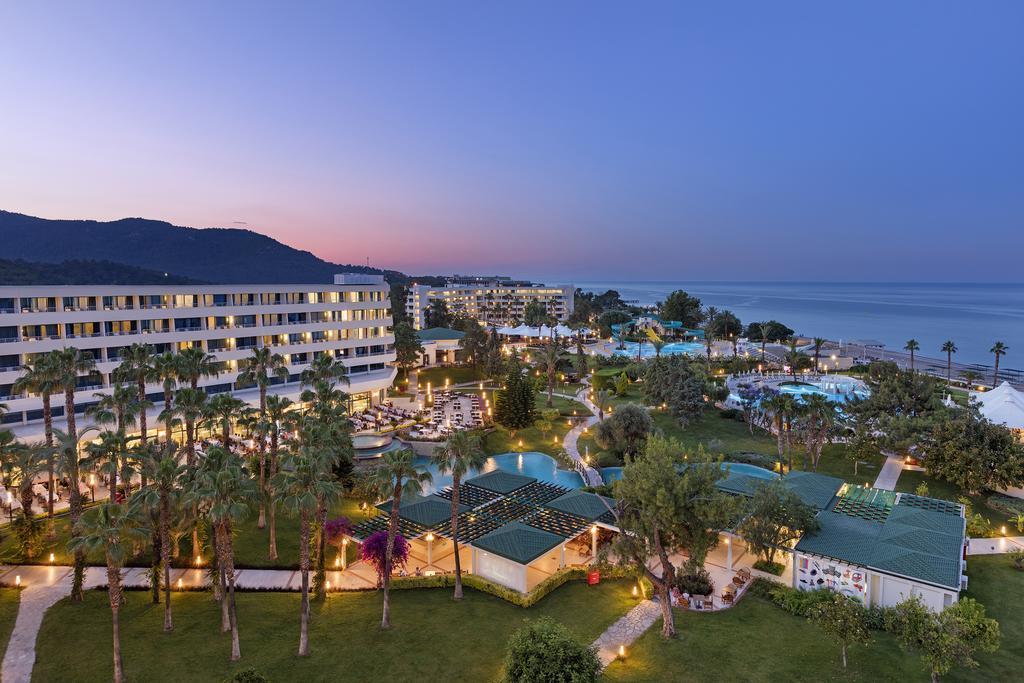 Тури в готель Mirage Park Resort Кемер Туреччина