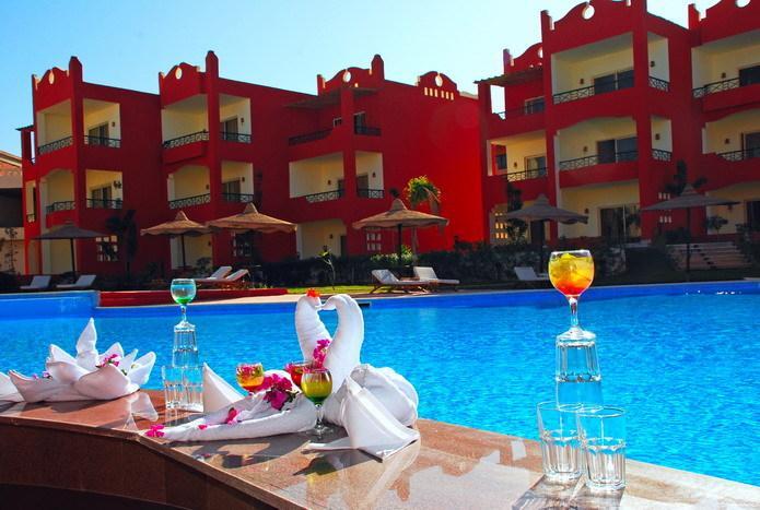 Aqua Hotel Resort & Spa, Шарм-эль-Шейх
