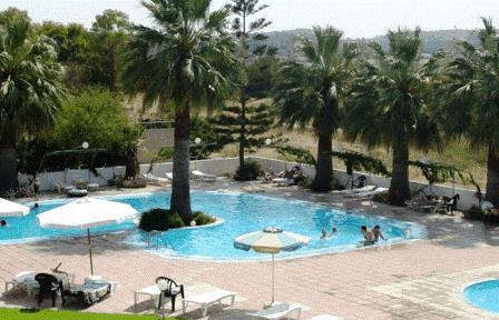 Родос (Егейське узбережжя) Sabina Hotel
