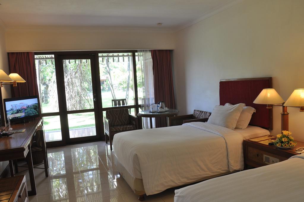 Отзывы гостей отеля Inna Bali Beach Garden