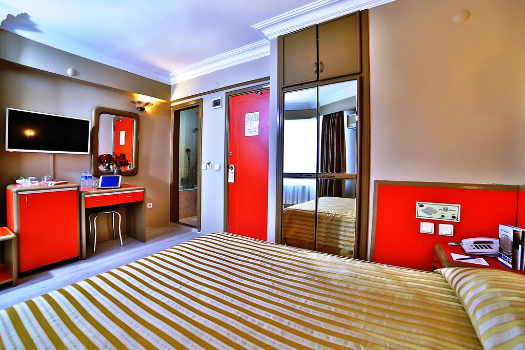 Отель, Стамбул, Турция, Sahinler Laleli